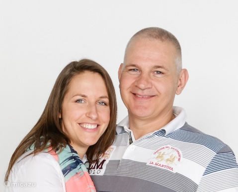Roy en Brenda van der Beek