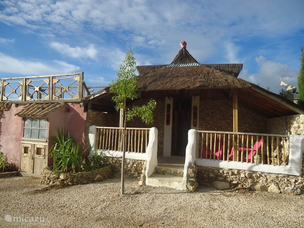 Het hippie huis