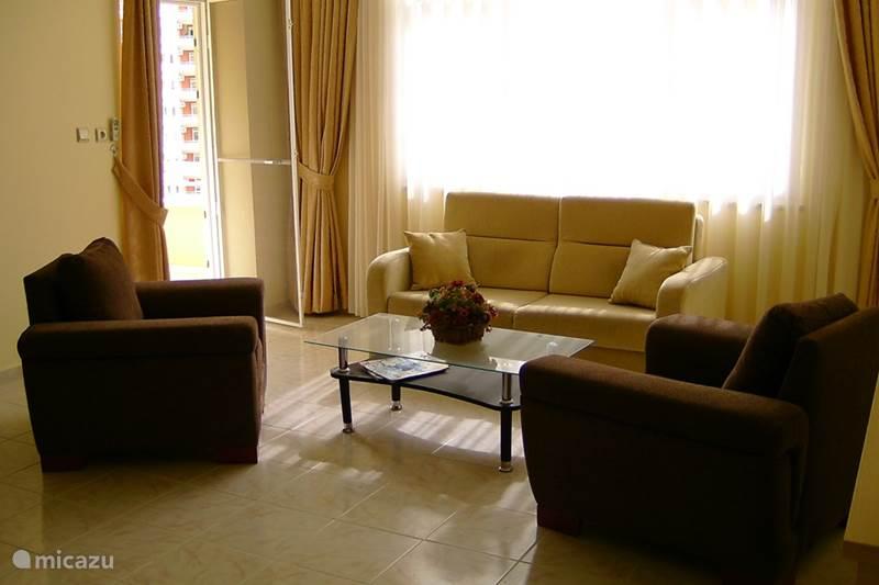 Vakantiehuis Turkije, Turkse Rivièra, Mahmutlar Appartement Barbaros Beach Apartments nr. 19