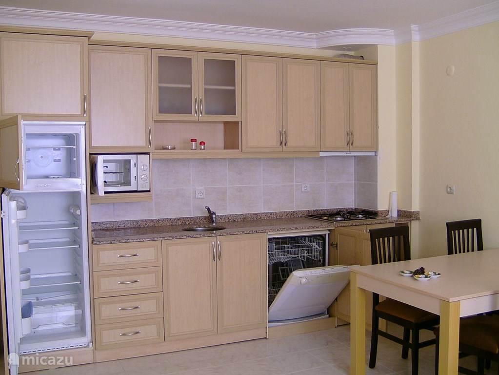 Vakantiehuis Turkije, Turkse Rivièra, Mahmutlar Appartement Barbaros Beach Apartments