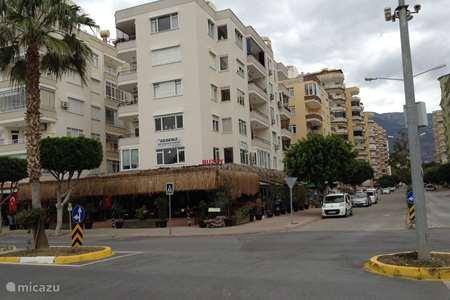 Vakantiehuis Turkije, Turkse Rivièra, Mahmutlar - appartement Barbaros Beach Apartments nr. 19