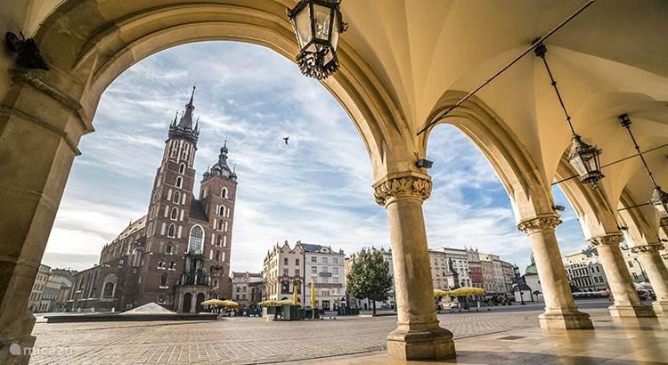Vacation rental Poland – apartment Under Wawel