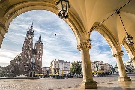 Ferienwohnung Polen – appartement Unter Wawel