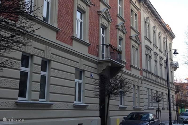 Vakantiehuis Polen, Krakau, Krakau Appartement Onder Wawel