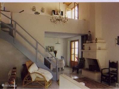 salon en mezzanine
