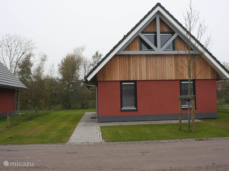 Vakantiehuis Nederland, Friesland, Balk villa Beachvilla