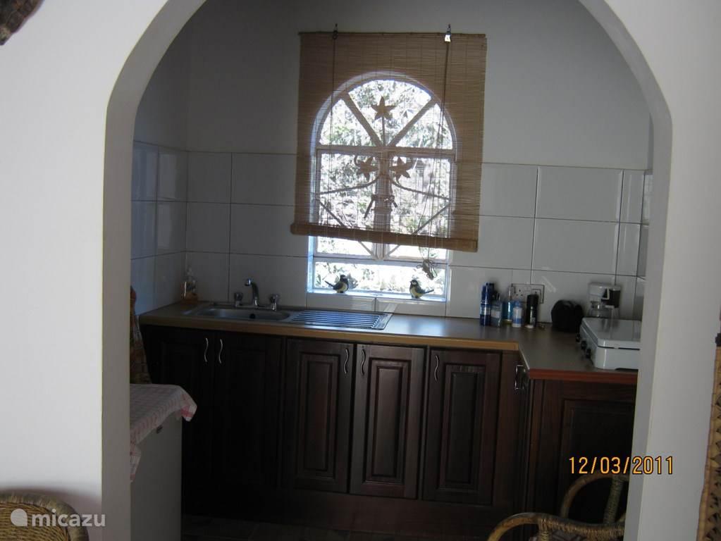 Keukentje Appartement