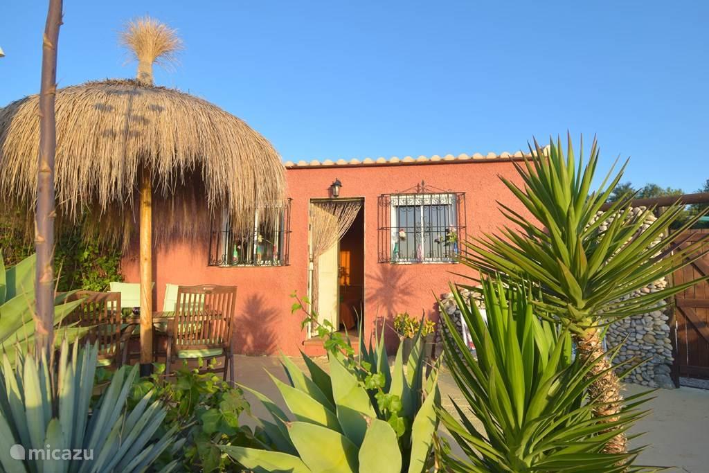 Vakantiehuis Spanje, Andalusië, Alhaurín de la Torre Appartement Casita Adelfa