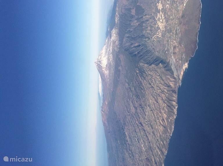 De Teide  vulkaan