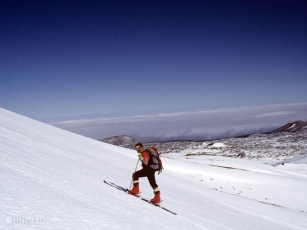 Prachtige skigebieden