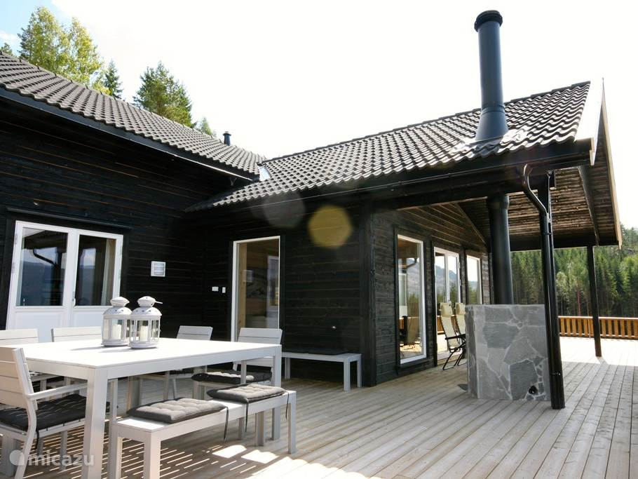 Vacation rental Norway, Telemark, Vradal holiday house Vradal holiday