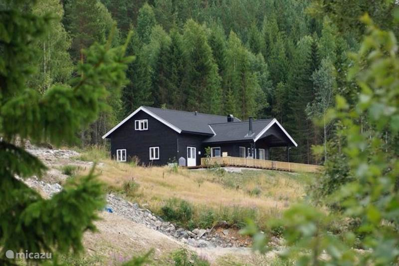 ferienhaus vradal urlaub in vradal telemark norwegen mieten micazu. Black Bedroom Furniture Sets. Home Design Ideas