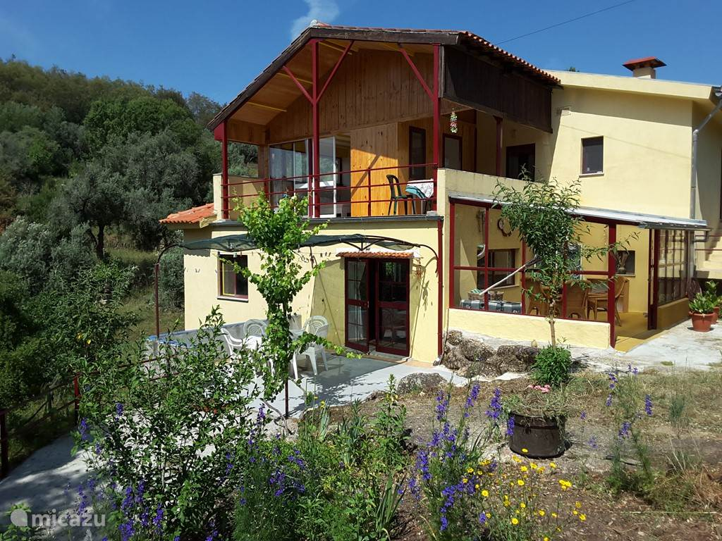 Vakantiehuis Portugal, Beiras, Tabua geschakelde woning Quinta Recochina