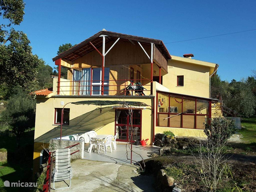 Quinta Recochina  het hele jaar door een fijn huis om te verblijven