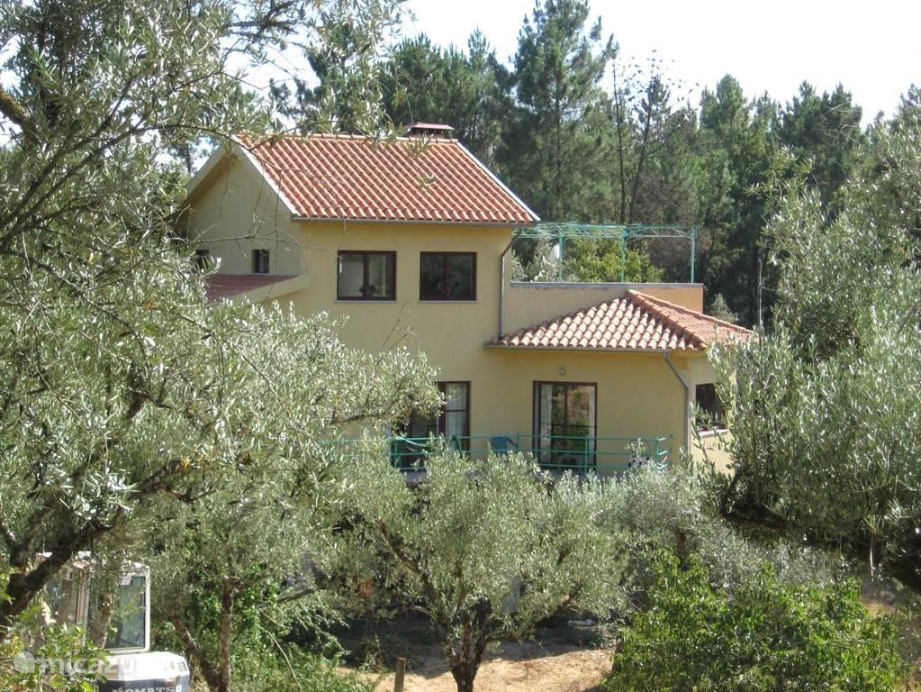 Huis in het groen !