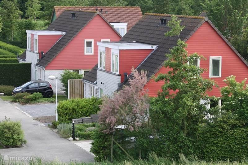 Vakantiehuis Nederland, Zeeland, Wemeldinge Vakantiehuis De Mossel