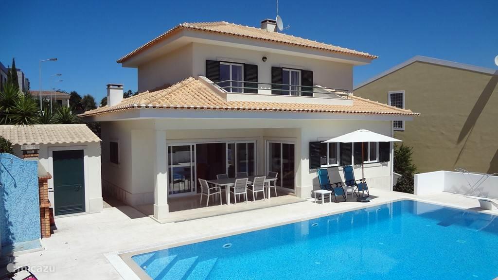 Ferienwohnung Portugal, Lissabon Küste, Sesimbra Villa Villa Sampaio ...