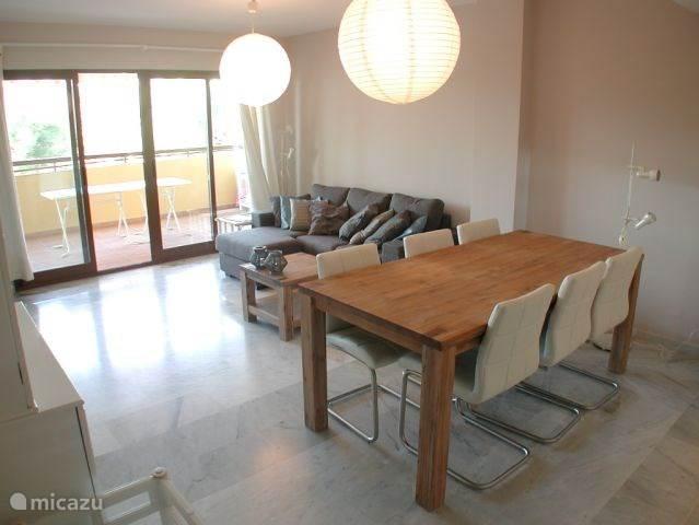 Vakantiehuis Spanje, Costa Blanca, Moraira Appartement Ruim appartement met zicht op zee