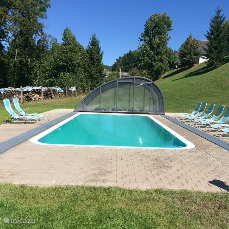 nieuw zwembad
