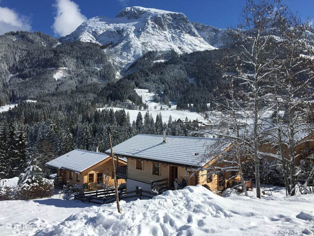 Vacation rental Austria, Salzburgerland, Annaberg - holiday house Haus Boris