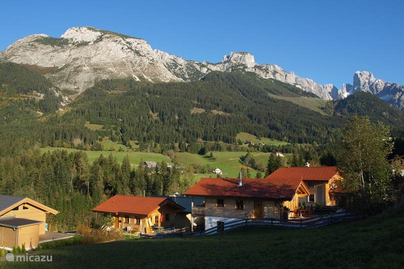 Vacation rental Austria, Salzburgerland, Annaberg Holiday house Haus Boris