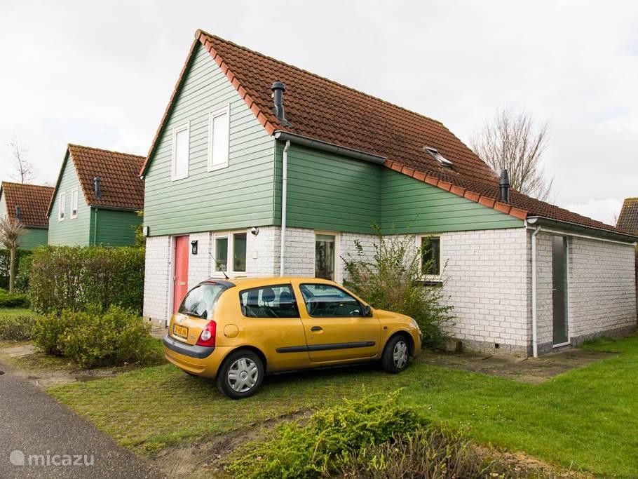 Vakantiehuis Nederland, Zeeland, Wemeldinge Vakantiehuis De Oester