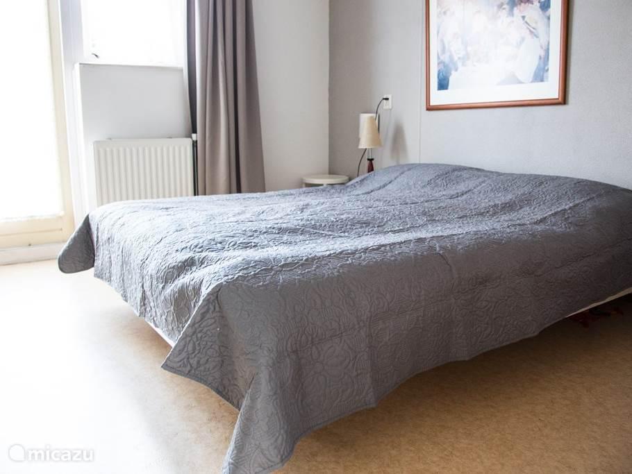 Tweepersoons slaapkamer beneden