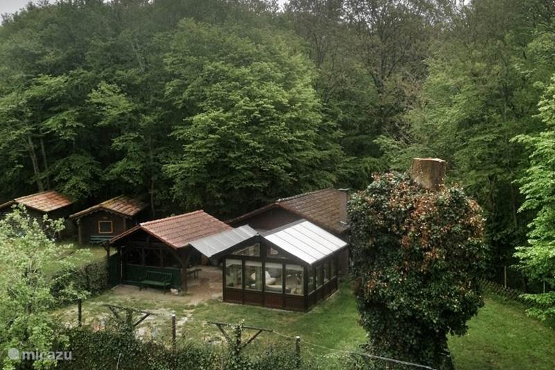 Vakantiehuis Duitsland, Hunsrück, Bad Sobernheim Blokhut / Lodge Müllerhannes