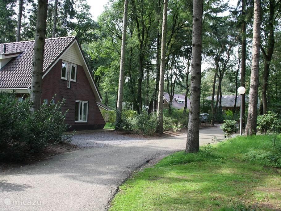 Rustig gelegen bungalow