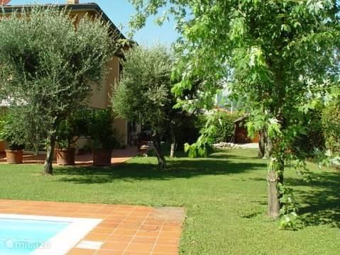 Vakantiehuis Italië, Ligurië, Sarzana Appartement CasaNieske