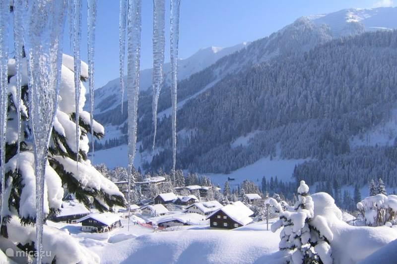 Vacation rental Austria, Vorarlberg, Mittelberg Apartment Mittelberg 118