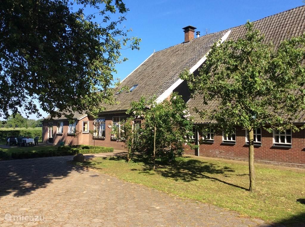 Boerderij vakantieboerderij erve luttikhengel in markelo overijssel nederland huren - Boerderij luxemburg ...