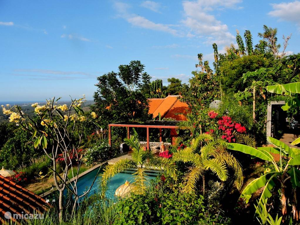 Vacation rental Indonesia, Bali, Lovina villa Villa Sarah Nafi, North Bali hills
