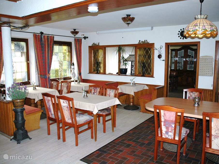 Ons gezellige restaurant en bar