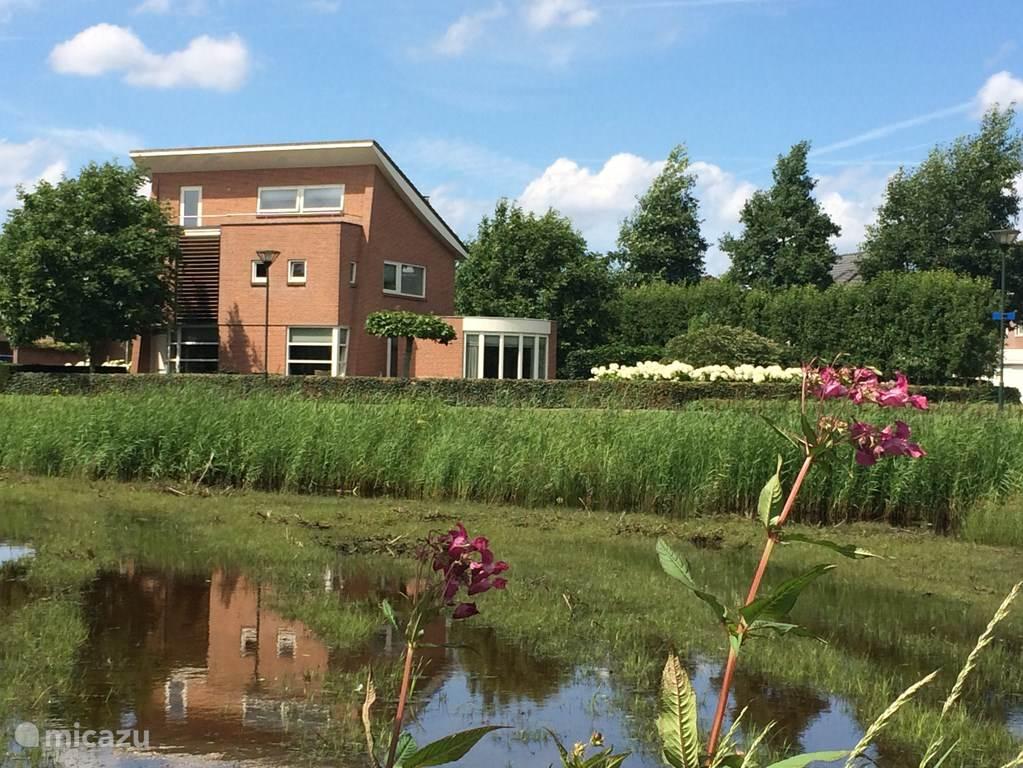 Vakantiehuis Nederland, Noord-Brabant, Goirle villa Luxe en stijlvolle villa in Park