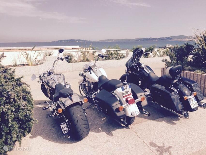 Harley Davidson weekend