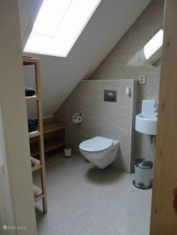 Sanitair in de badkamer