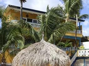 Vakantiehuis Curacao, Banda Ariba (oost), Spaanse Water Appartement Limestone Holiday Resort