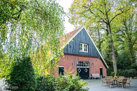 Vacation rental Netherlands, Overijssel, Unloader holiday house Holiday The Star
