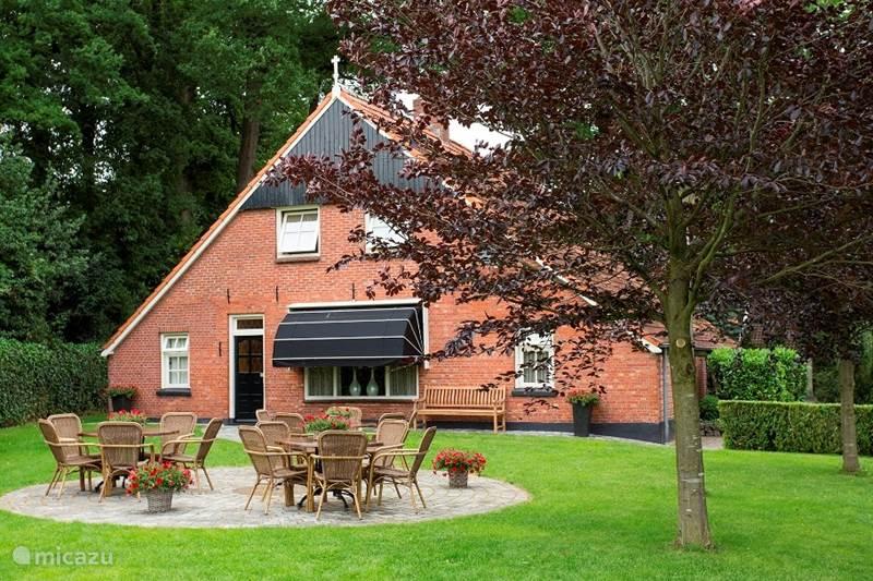 Vakantiehuis Nederland, Overijssel, Losser Vakantiehuis De Familieboerderij(2-14 personen)