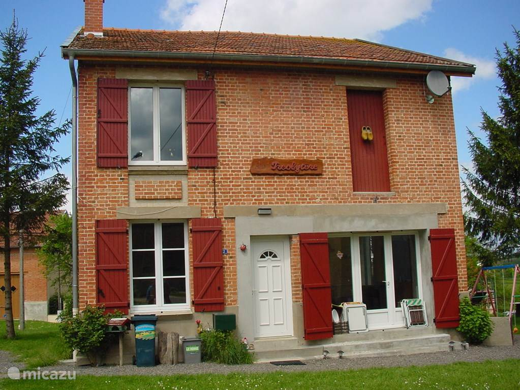 Vacation rental France, Champagne-Ardenne, Champigneulle - holiday house Le Presbytere