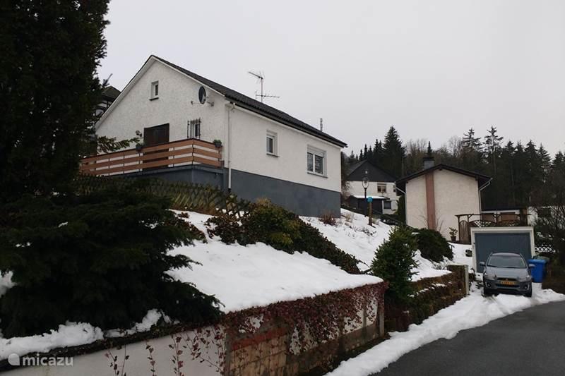Ferienwohnung Deutschland, Sauerland, Medebach Ferienhaus Ferienhaus Reezicht in Dreislar