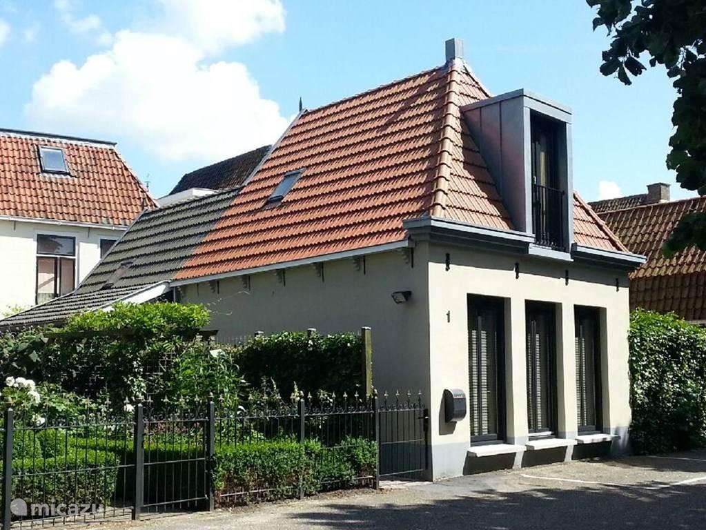 Vakantiehuis Nederland, Friesland – vakantiehuis Het Bolwerkhûske