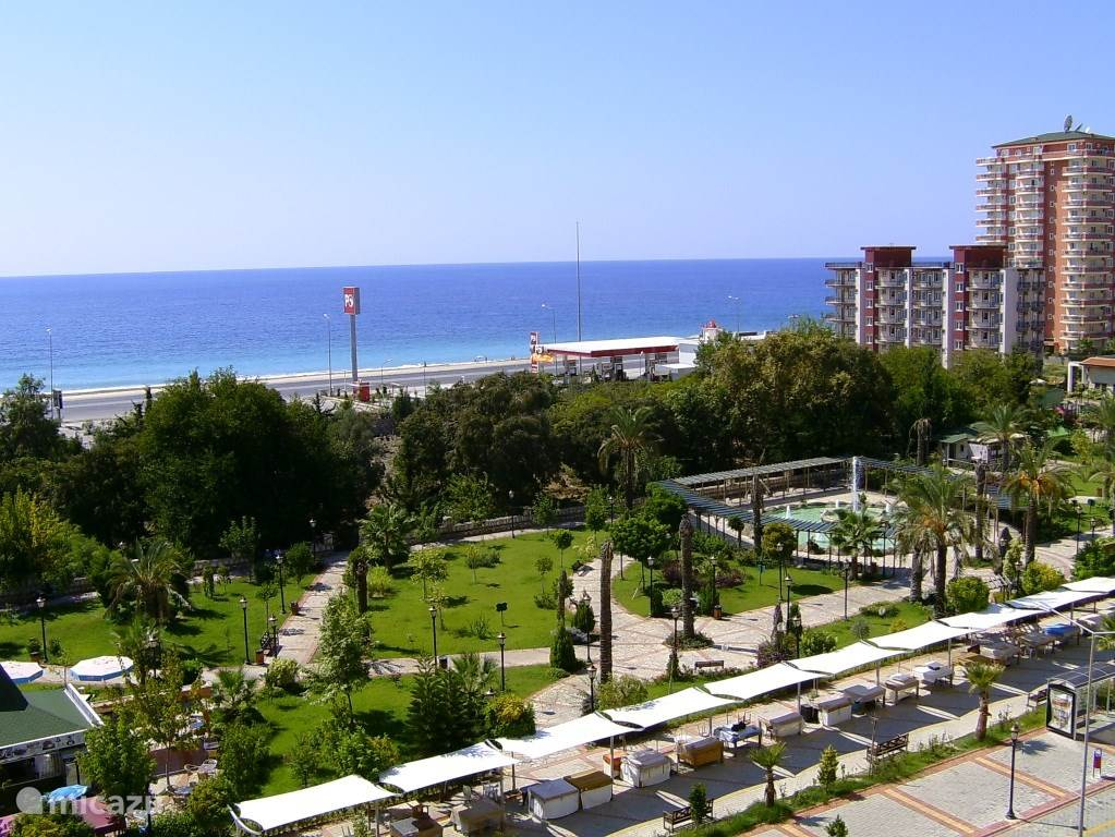 Vacation rental Turkey – apartment Barbaros Beach Apartments No 6