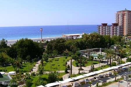 Vakantiehuis Turkije, Turkse Rivièra, Alanya - appartement Barbaros Beach Apartments nr 6