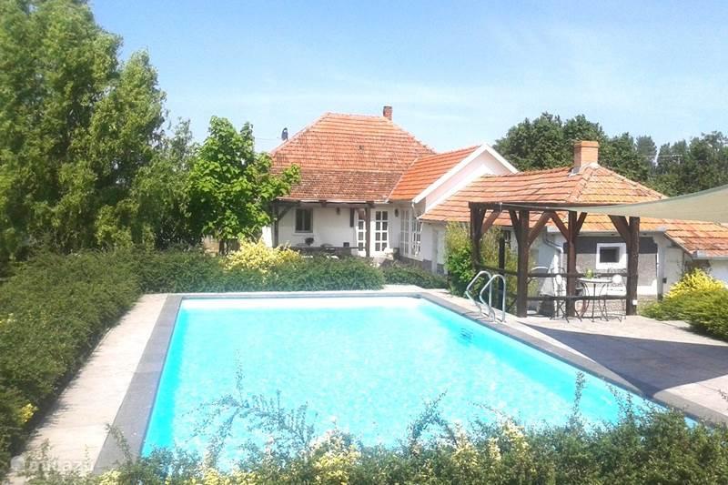 Vakantiehuis Hongarije, Bükk Gebergte, Szentistván Boerderij Landhuis Marcello