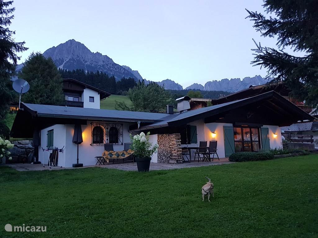 Vacation rental Austria, Tyrol – chalet Huize Olthof