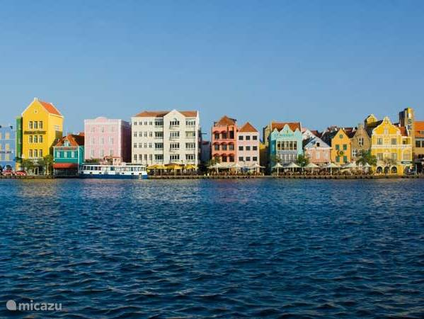 Vacation rental Curaçao, Curacao-Middle, Willemstad apartment Apartment at Ferry Bridge Curacao