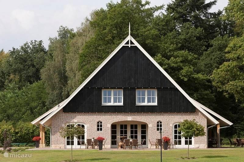 Vakantiehuis Nederland, Overijssel, Losser Vakantiehuis De Sterre (8-43 pers.) met hottub