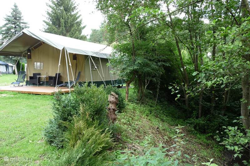 Vakantiehuis Duitsland, Hessen, Kirchberg/Niedenstein Glamping / Safaritent / Yurt Glamping/Safaritent